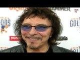 Black Sabbath Tony Iommi Interview Metal Hammer Golden God Awards