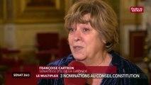 Juppé au Conseil constitutionnel : « Il a la stature, il a la compétence », réagit Françoise Cartron