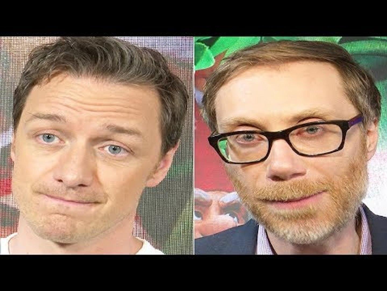 Sherlock Gnomes Premiere Interviews
