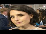 Charlotte Riley Interview Swimming With Men Premiere