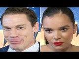 Bumblebee Interviews - Hailee Steinfeld John Cena  & Travis Knight