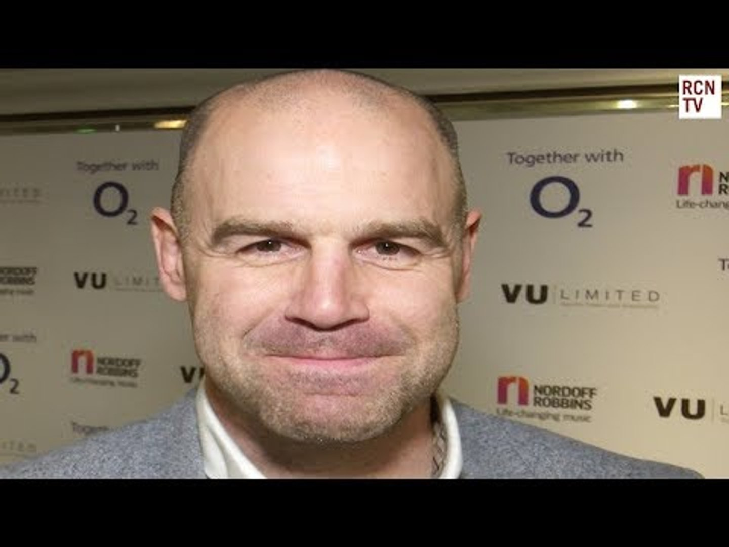 Charlie Hodgson Interview Nordoff Robbins Six Nations Rugby Dinner 2019