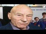 Sir Patrick Stewart On New Star Trek Picard Series