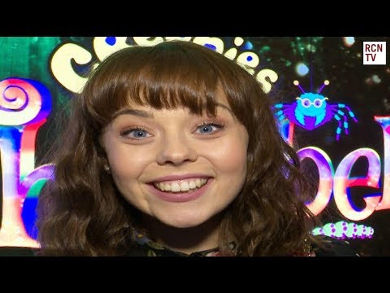 Thumbelina Premiere Interviews