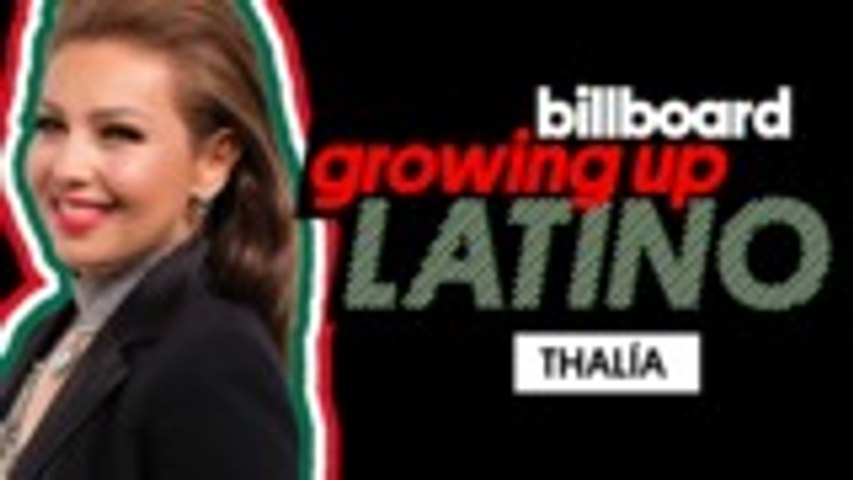 Thalía Talks Christmas Traditions, Favorite Foods, Mexican Phrases & More | Growing Up Latino