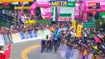 Cyclisme - Tour Colombia - Alvaro Hodeg remporte la 2e étape du Tour Colombia