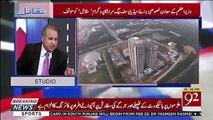 Jab Imran Khan Ki Hi Cabinet Me Unki Hi Apni Property Ka Faisla Rakha Gaya To Kia Hua.. Rauf Klasra Telling