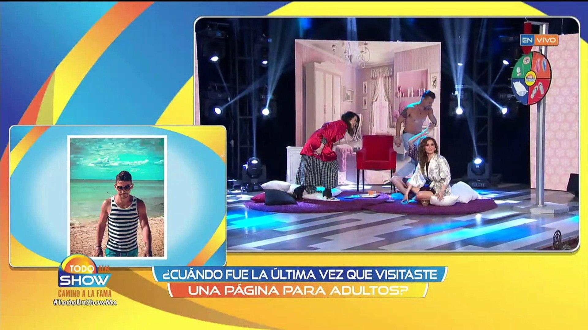 Todo Un Show | René Ortiz, de Kabah, nos confesó cuál es su fetiche más recurrente.