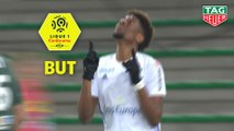 But Nuno DA COSTA (73ème) / AS Saint-Etienne - RC Strasbourg Alsace - (2-1) - (ASSE-RCSA) / 2018-19