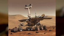 NASA bids farewell to Mars rover Opportunity