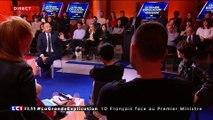 """Édouard Philippe """"pas favorable la hausse de la taxe carbone"""""""