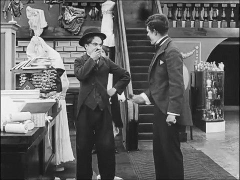The Floorwalker (1916)