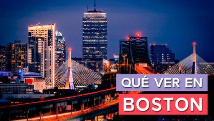 Qué ver en Boston   10 Lugares imprescindibles
