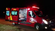 Duas pessoas ficam feridas no Florais do Paraná