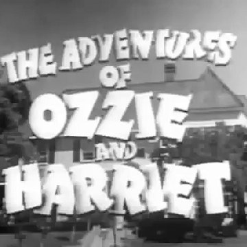The Adventures of Ozzie and Harriet (S1E5 Halloween Party)