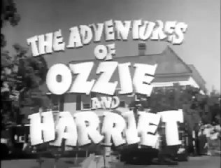 The Adventures of Ozzie and Harriet - S1E5: Halloween Party - TV Series (Comedy, Family)