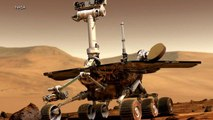 NASA bids farewell to the Opportunity Mars rover