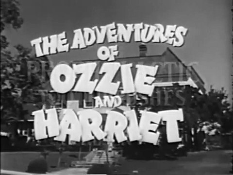 The Adventures of Ozzie and Harriet - S1E28: The Pancake Mix - TV Series (Comedy, Family)