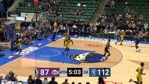Kostas Antetokounmpo Posts 18 points & 11 rebounds vs. South Bay Lakers