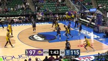 Marcus Allen (23 points) Highlights vs. Texas Legends
