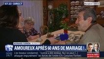 Pour la Saint-Valentin, on a rencontré un couple qui a 60 ans de mariage. Ils nous livrent leur secret d'amour