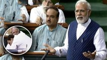 PM Modi takes a jibe at Rahul Gandhi's hug in Lok Sabha | Oneindia News