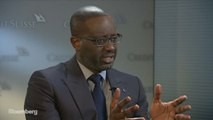 Thiam Says Credit Suisse Trading Unit Did `Good Job' Considering Challenges