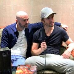 Movies Quiz : Philippe Lacheau et Julien Arruti (Nicky Larson)