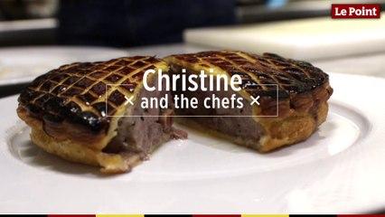 Christine and the chef #5 : la recette de tourte de cochon foie gras et truffe par Arnaud Nicolas