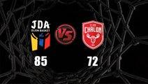 1/8e CDF : JDA Dijon - Chalon en vidéo