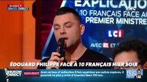 Président Magnien ! : Edouard Philippe face à 10 Français hier soir - 14/02