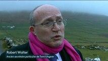 L'Irlande : le havre de paix de Tomi Ungerer