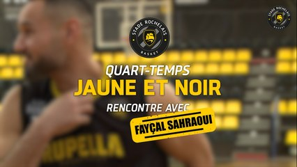 Quart-temps Jaune et Noir - Fayçal Sahraoui