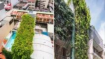 """Cận cảnh ngôi nhà """"trộm không biết đường vào"""" ngay giữa lòng trung tâm Sài Gòn"""
