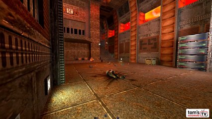 Quake 2  : version ray tracing en 4K sur GeForce RTX 2080 Ti PN