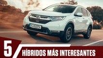 VÍDEO: 5 híbridos que compensan más que un gasolina