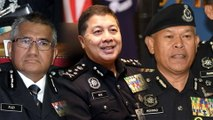 Top cops to retire, not resign, says Deputy IGP