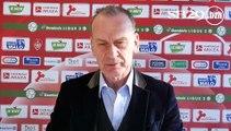 Gaz. Ajaccio - Brest   Conférence de presse d'avant-match