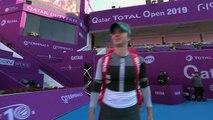Svitolina beats Muchova in straight sets to reach Qatar Open semi-finals