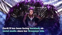 Lady Gaga and Pusha T Defend Cardi B After Grammy Criticism