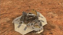 Farewell: Opportunity Rover at Mars (Adieu: Rover d'occasion sur Mars)