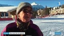 Hautes-Alpes : des cours de ski gratuits