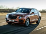 Bentley dévoile le Bentayga Speed
