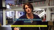 Europe(s) - Le Centre Régional Jeunesse Nouvelle Aquitaine