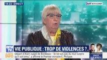 """Claire O'Petit (LAREM): """"Il ne faut surtout pas avoir moins de députés"""" et il faut qu'ils ne soient """"que députés"""""""