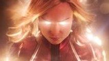 'Captain Marvel' Headed for $100M-Plus Debut | THR News