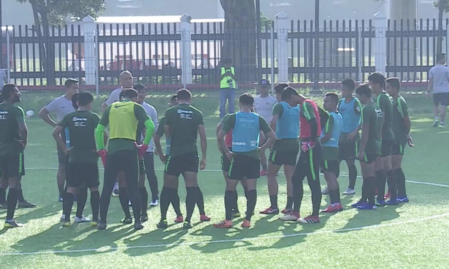 Timnas Tak Anggap Remeh Myanmar di Piala AFF U-22