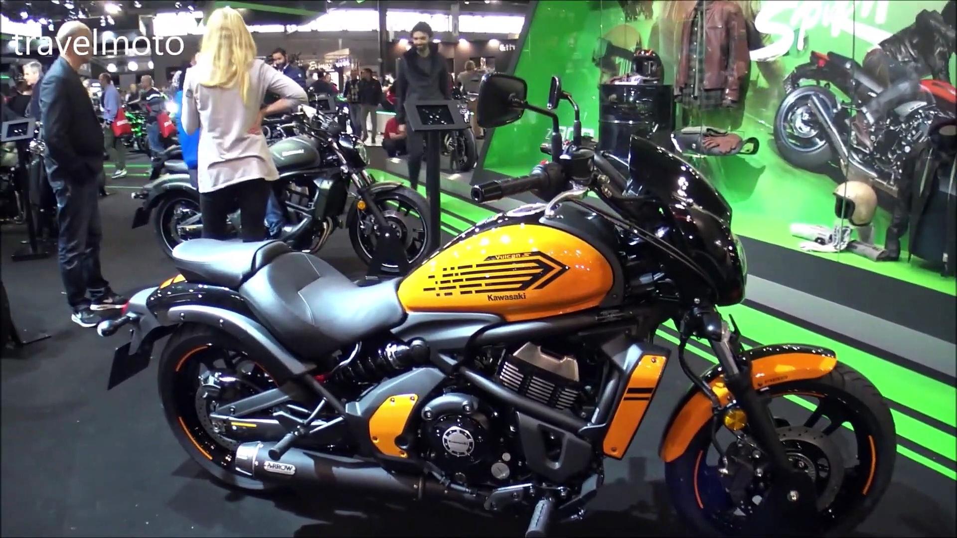 KAWASAKI Z900 motorcycles 2019
