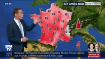 Le soleil s'installe partout en France ce vendredi, et restera tout le week-end