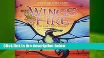 The Lost Continent (Wings of Fire)